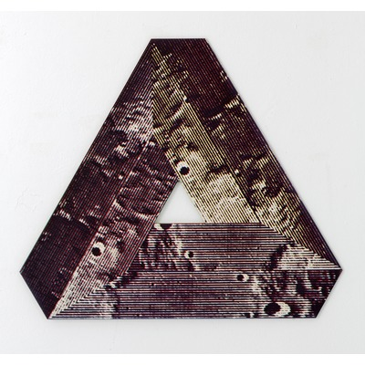 Forme Impossible (Camille Flammarion) - Triangle '
