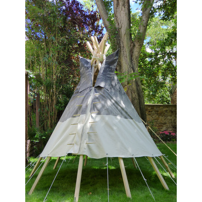Chassis / Tipi exp 45 Woodland n°1